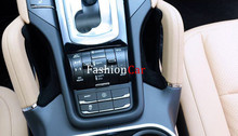 For Porsche Cayenne 2011 12 13 14 15 2016 Car Seat Slit Gap Pocket Storage Glove