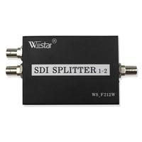 Wiistar SDI Splitter SDI 1 In 2 Out SDI Splitter 1x2 Full HD 1080P Support SD HD 3G SDI Free Shipping|  -