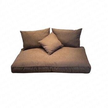 17% Lazy Bean Bag Sofa Single Bedroom Floor Cushion Balcony Sofa Bean Bag Chair Chaise Tatami Washable Bed Room Chair