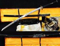 Ручной HONSANMAI японский меч самурая Катана
