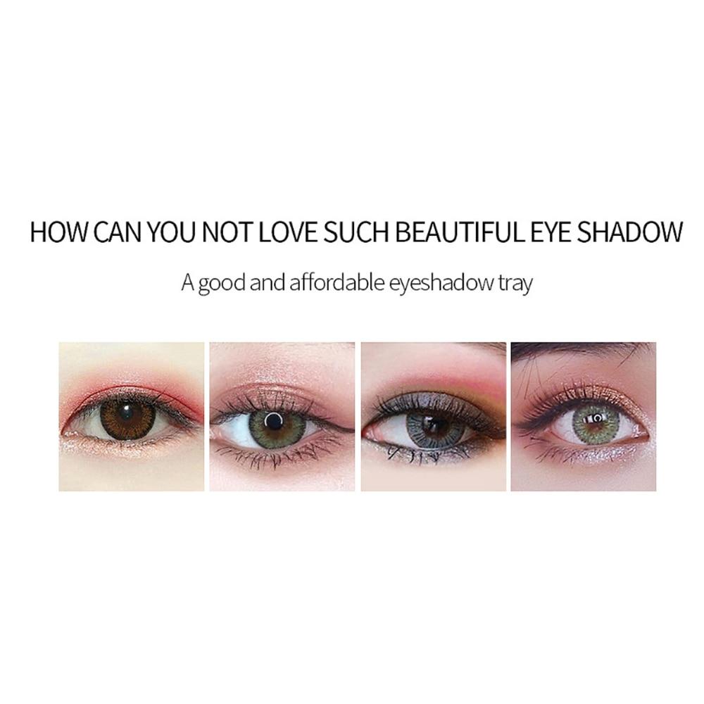 MUSIC ROSE 100colors Matte Glitter Eyeshadow Pallete Lasting Waterproof Eye Shadow Makeup Professional Palette Make up Cosmetics in Eye Shadow from Beauty Health