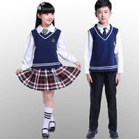 Elementary School Children S Clothing Children S Choir Performance Costumes Boys And Girls Wear Uniforms School