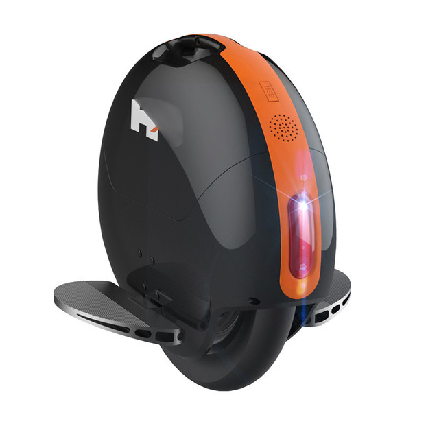 2pcs Lot Single Wheel Electric Hoverboard Scooter 14 Self Balance Skateboard 1
