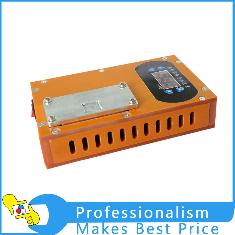 TBK Phone Frame Dismantling Machine LCD Screen Separating Repair Tool For Maintenance of Apple mobile Phone  220V 5 in 1 smart curved screen laminating machine tbk 508 used for screen explosion screen repair electric maintenance tools