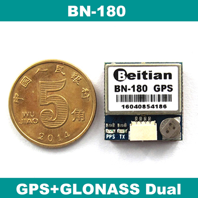 Kleine größe GPS Modul, GPS GLONASS Dual, GNSS modul, GPS Modul, UART ttl-pegel, BN-180