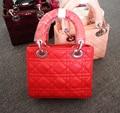 Women leather handbags plaid cute women bag Discount price shoulder handbag phone cases bag for women messenger bags