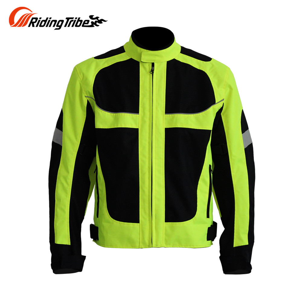 Riding Tribe Breathable Summer Motorcycle Racing Protective Armor Jacket Motorcycle Body Protector Riding Jackets Motorcycle herobiker armor removable neck protection guards riding skating motorcycle racing protective gear full body armor protectors