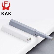 KAK 4 шт./лот нажмите, чтобы открыть системный Буфер Заслонки для дверного шкафа, шкафа, шкафа с магнитом для дома, фурнитура для кухонной мебели