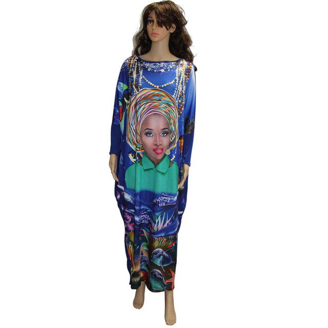 Aliexpress.com : Buy Plus size women dress african clothing ...