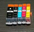 Cartuchos de tinta para canon pgi425 cli426 pgi-425 cli-426 pixma mg5340 ip4840 mx884 ix6540 mg5140 mg5240 mg6140 mg8140 mg6240