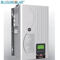 Off grid инвертор 5000 Вт 110Vac/220Vac Чистая синусоида Инвертор AC зарядное устройство