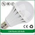Light Bulb Free Shipping 3W 5W 7w 9W 12W 15W  2835 SMD LED E26 E27 Plastic Led Bulb SMD Lamp 220v LED Bulbs