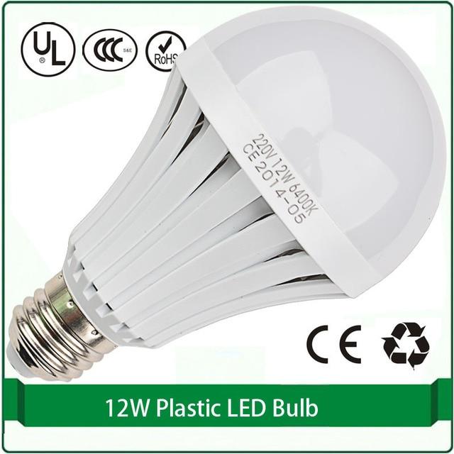 Light Bulb Free Shipping 3W 5W 7w 9W 12W 15W 2835 SMD LED E26 E27