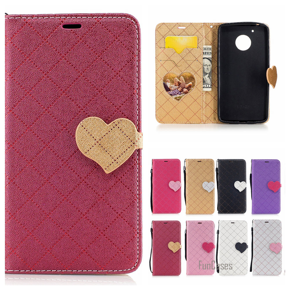 Luxury Hit Color PU Leather Case For Moto G5 Magnetic Flip Caso Capa For Motorola G5 XT1672 XT1676 Fundas Skora Pivotant Ajax