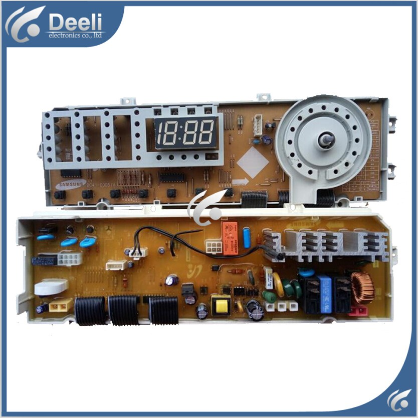 97% new Original for washing machine Computer board WF-R106NS R1065 WF-R865 DC41-00051A motherboard 100%new adc16471ciwm adc16471 sop24 ns brand new original orders are welcome