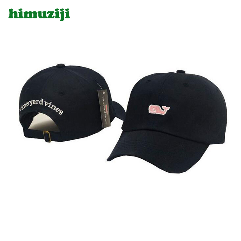 2018 New Hot Fashion Whale Baseball Caps Men Women Spring Summer Casual Sun Hats for Women Solid Snapback Cap Wholesale Dad Hat satellite 1985 cap 6 panel dad hat youth baseball caps for men women snapback hats