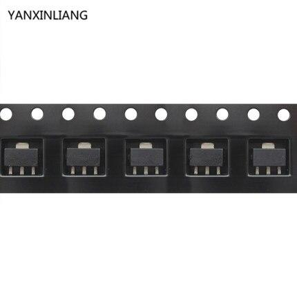 1000pcs 78L05 SOT-89 SMD Three Terminal Integrated Regulator