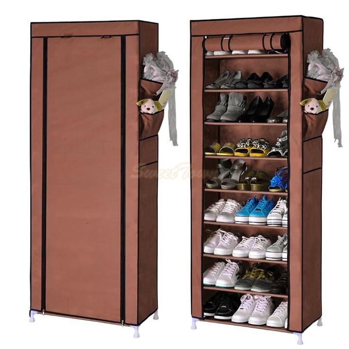 Mueble de zapatos mueble botinero con cajn para pares de - Mueble para zapatos ...