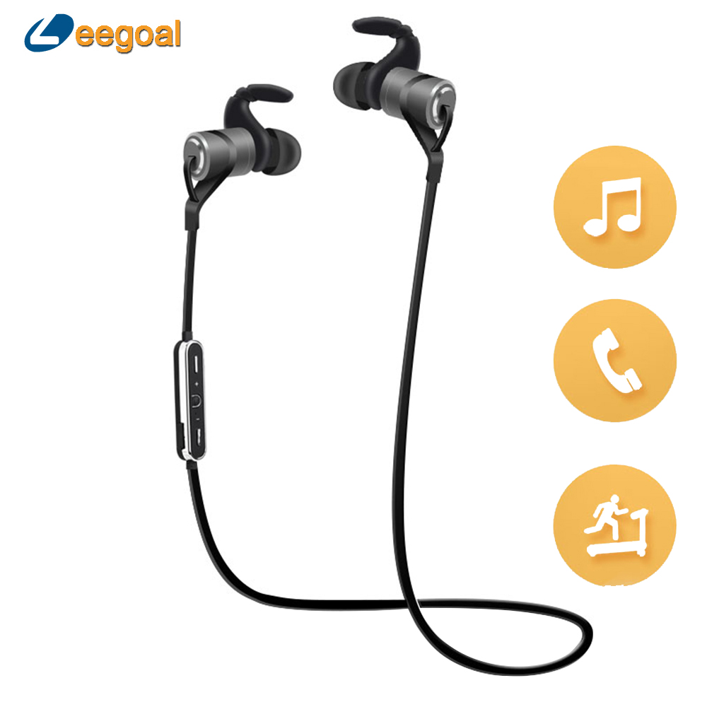 D9 Sport Earphone Hifi Wireless Earphones Bluetooth Super Bass Earbuds with Mic Noise Cancelling Headset for xiaomi Airpods new dacom carkit mini bluetooth headset wireless earphone mic with usb car charger for iphone airpods android huawei smartphone