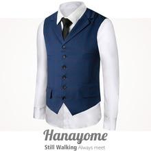 Mens Suit Vest 2016 New Arrival Business Plaid Waistcoat Casual Slim Fit Colete Masculino Social  XS-3XL Plus Size Colors