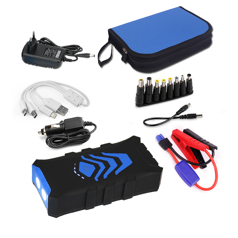 400A 12000mAh Multifunction car jump starter Battery Booster power bank for Phone Charger for bmw starting device practical 89800mah 12v 4usb car battery charger starting car jump starter booster power bank tool kit for auto starting device