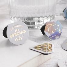 Винтажная модная Мини магнитная закладка, 3 шт./лот, классная Милая книжная маркер, подарок