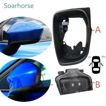 Для Mazda CX-5 2013 2014 автомобильное боковое зеркало заднего вида Корпус рамка крыло зеркало свет >> Yanjing Car Accessories Store