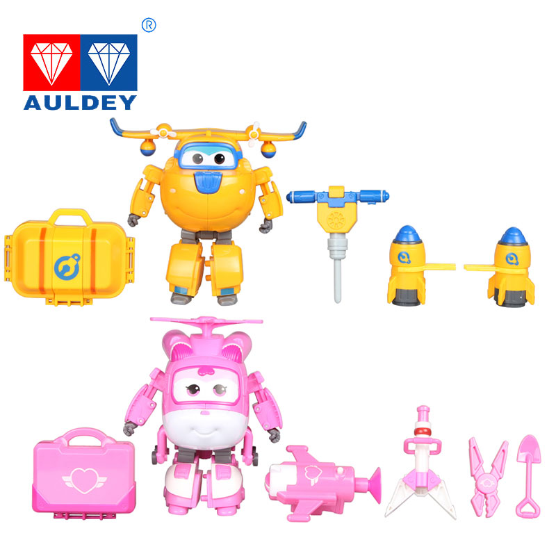2017 ABS Super Wings Donnie Deluxe Deformation Tool Kit & Dizzy Deluxe Transformation Rescue and Relief Tool Combination Toys2017 ABS Super Wings Donnie Deluxe Deformation Tool Kit & Dizzy Deluxe Transformation Rescue and Relief Tool Combination Toys