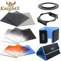 Комплект аксессуаров для фильтра KnightX 52 мм  58 мм  72 мм  77 мм  комплект аксессуаров для фильтра с квадратным объективом  держатель для фильтра с...