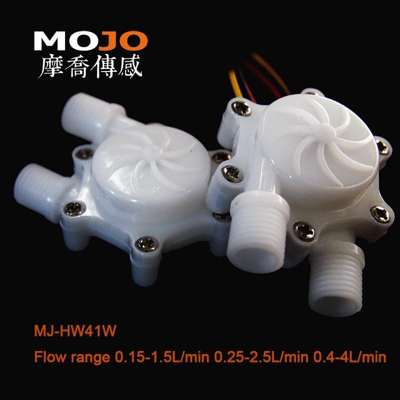 """Medizinische apparate und instrumente MJ HW41W G1/4 """"POM hitachi luftmassenmesser kompakte und leichte Flow meter-in Durchfluss-Sensoren aus Werkzeug bei"""