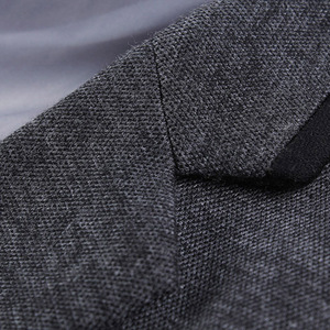 Image 5 - Liseaven Brand Clothing Blazer Men Fashion Coat Slim Male Clothing Casual Solid Color Mens Blazers Plus Size