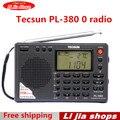10 шт./лот Tecsun PL-380 PL380 радио Цифровой PLL Портативный Радиоприемник FM Стерео/LW/SW/MW DSP Приемник приятно