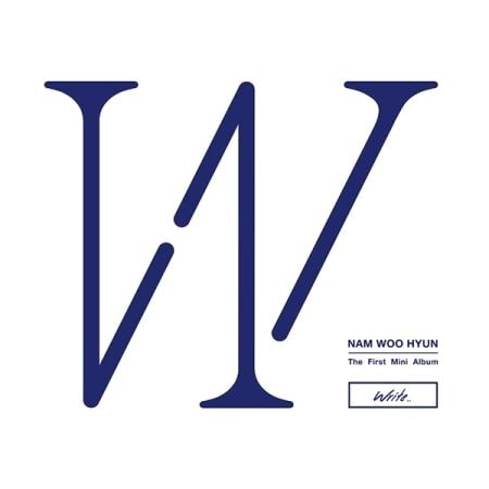 INFINITE NAM WOO HYUN 1ST MINI ALBUM - WRITE  RElease date 2016.05.10