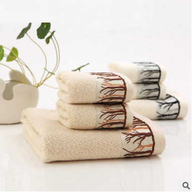 70 140cm High Quality Cotton Bath Towels For Adults Jacquard Decorative Beach Bathroom Bath