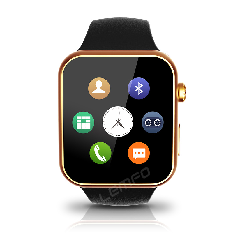 font b Smartwatch b font A9 Bluetooth Smart watch for Apple iPhone Samsung Android Phone