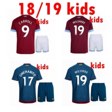 4de5cc8478d 18 19 kids kits West Ham United jersey ARNAUTOVIC 18 19 kids shirt T-shirt