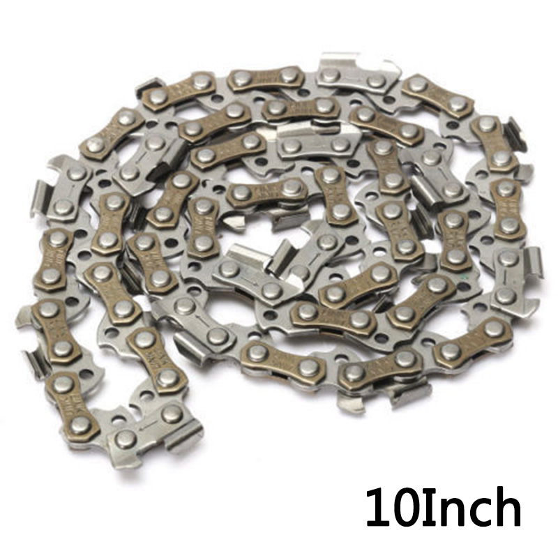 10 Chainsaw Saw Chain Blade Pitch 40 Drive Link 3/8 LP 0.050 Gauge Replace