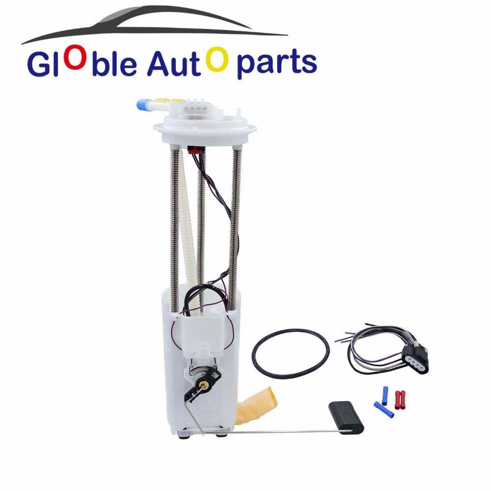 12v fuel pump assembly for car chevrolet s10 gmc sonoma isuzu hombre 2 2l 1997