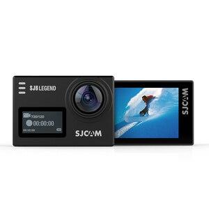Image 3 - DASENLON חנות 100% מקורי Sjcam Sj6 אגדה ספורט מצלמה, ultra HD 4K Wifi פעולה מצלמה 30m עמיד למים מתחת למים מצלמת וידאו