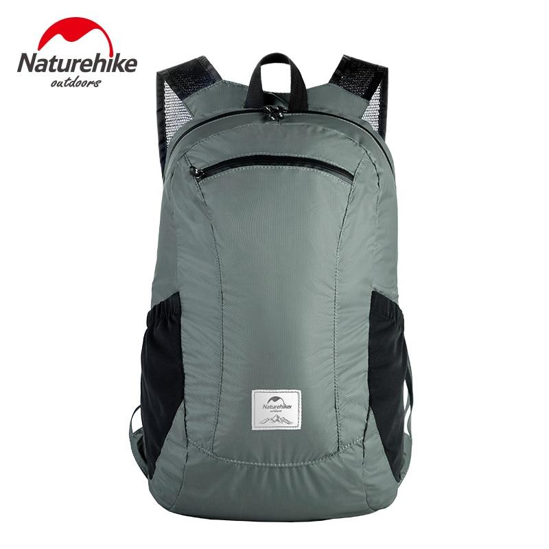 Naturehike Men Women waterproof ultralight Backpack outdoor camping hiking  tourist backpack bag b5d977054bf87