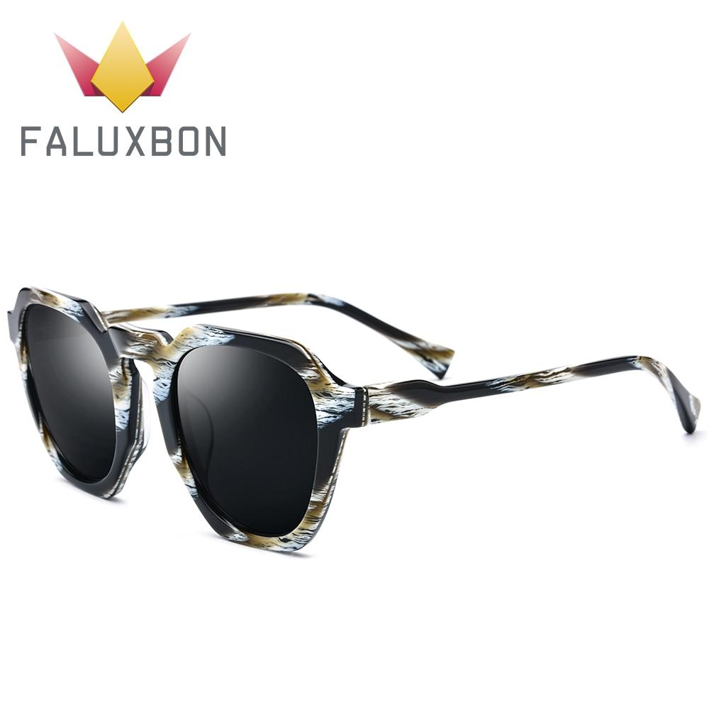 Brillen c3 Rezept Optische Sonnenbrille Mode c2 Marke Rahmen Polygon C1 Myopie Frauen Acetat Übergroßen 8O6gwxqO