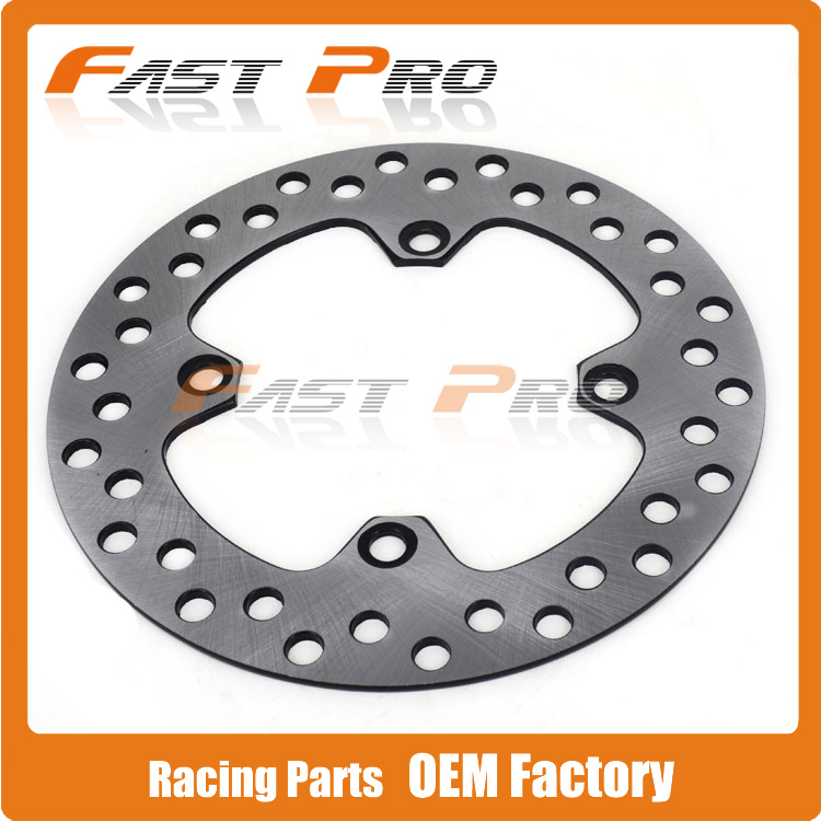 Rear Brake Disc Rotor For Honda CRF230 SL230 CRM250R XL250R XLR250 XR250 XR250R XR400R XR440R NX500 XR600R NX650 XR650L the bombs that brought us together