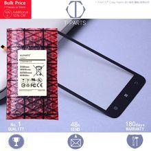 Allparts 4.5 inch черный Сенсорный экран для Lenovo S720 Сенсорный экран планшета Запасные части клей