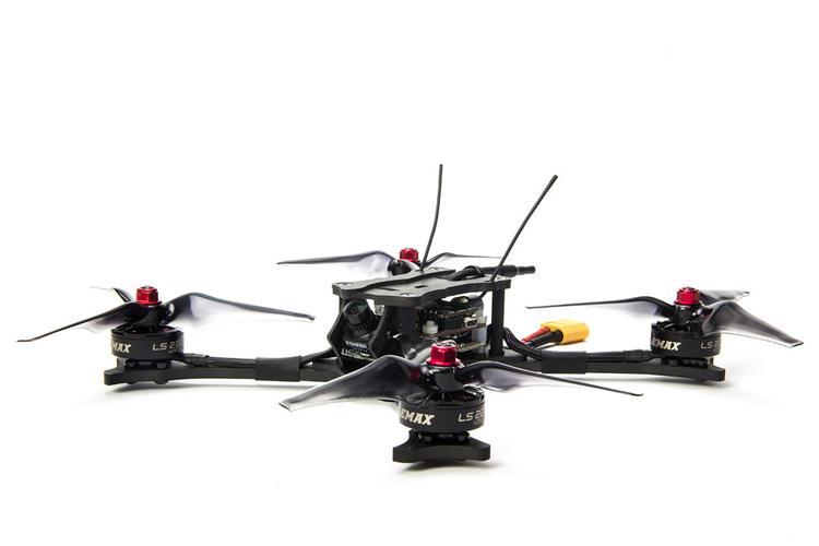 New EMAX Hawk5 210mm 210 Emax Faucon 5 En Fiber De Carbone FPV Multicopter Racing Drone (Micro Cam + OSD magnum + LS AVAN Flux)