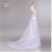 Novia Enaguas jupe de mariage, accessoires de mariage, Chemise 2 cerceaux pour robe trapèze, jupon Crinoline 039