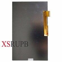 """Nueva Pantalla LCD de Matriz De 7 """"Supra M72KG TABLET interno 30 pines 1024*600 Panel de la Pantalla LCD Lente de reemplazo Capítulo Libera El Envío"""