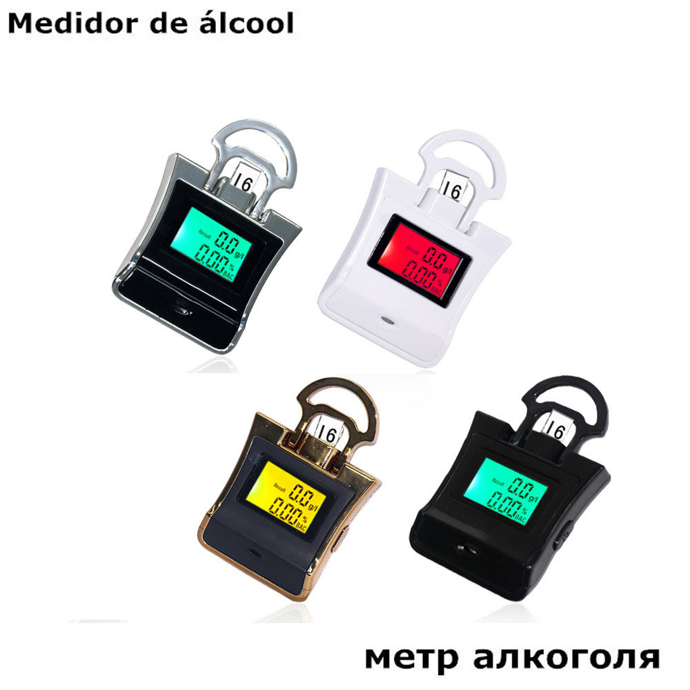 200pcs Quick Response Professional Lcd Alcoh Tester Digital Detector Breathalyzer Alcotester With Mouth Piece Back To Search Resultscomputer & Office
