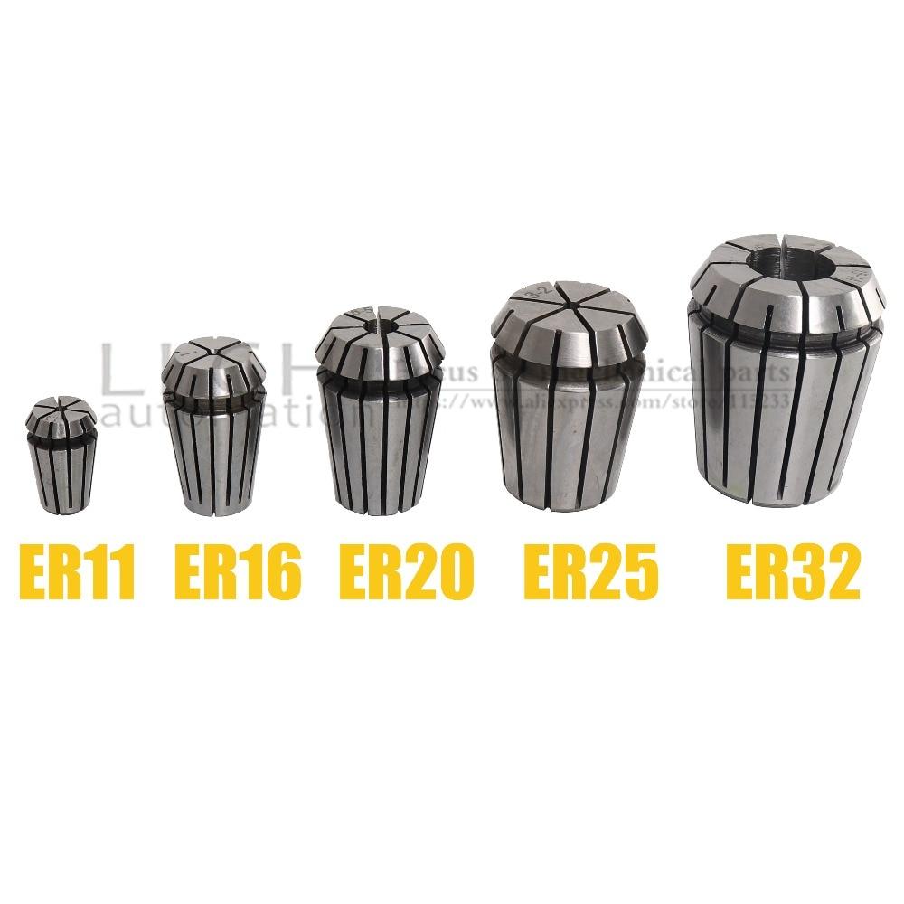 Ingyenes szállítás ER20 (1-13 mm) 13 db-os, 0,1 mm-es precíziós - Szerszámgépek és tartozékok - Fénykép 5