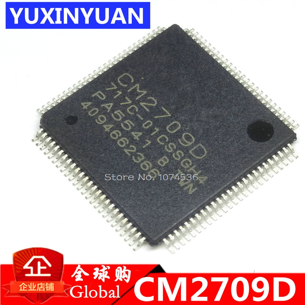 Cm2709d Cm2709 717c 01cssgh4 Qfp 1pcs New Original Authentic Where To Buy Integrated Circuits Circuit Ic Lcd Chip Electronic