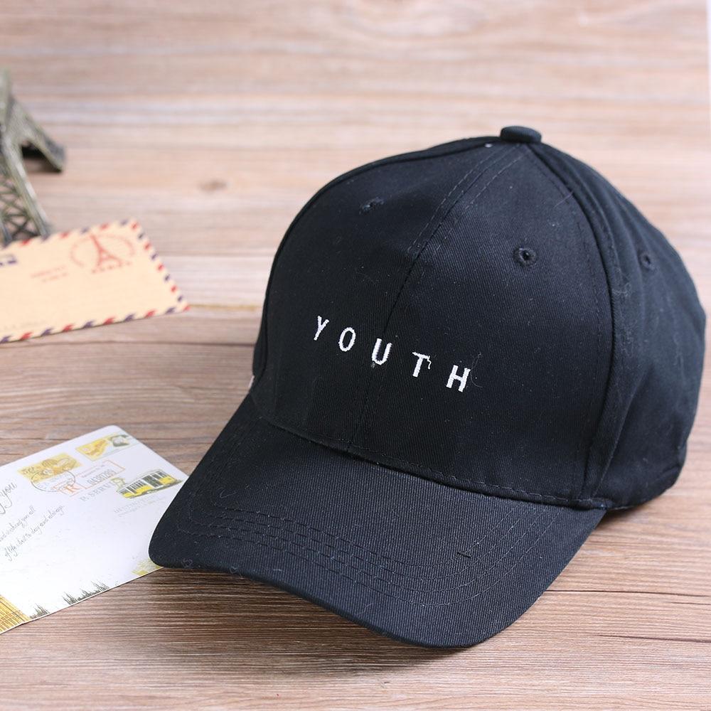 Unisex Mens Womens Boys Summer Outdoor Cap YOUTH Baseball Cap Adjustable  Strapback Trucker Hats-in Baseball Caps from Apparel Accessories on  Aliexpress.com ... c7b3e01b367